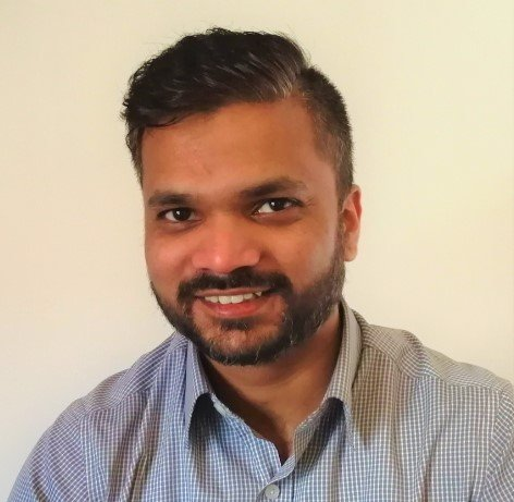 Kiran Padwal - Lead Developer at Connecsi